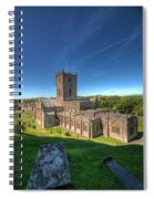 St Davids Cathedral 3 Spiral Notebook