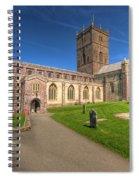 St Davids Cathedral 5 Spiral Notebook