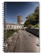 St Davids Cathedral Pembrokeshire 2 Spiral Notebook