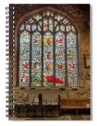 St Dyfnog Church Spiral Notebook