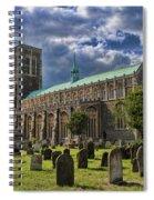 St Edmund King And Martyr Southwold Spiral Notebook