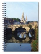 St. Finbarres Cathedral, Cork, Co Cork Spiral Notebook