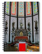 St. Francis Xavier Cathedral  Spiral Notebook