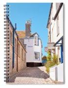 St Ives Street Spiral Notebook