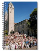 St James Cathedral 2007 Spiral Notebook