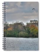 St. James Park In London Spiral Notebook