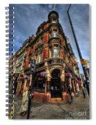 St James Tavern - London Spiral Notebook