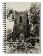 St James The Less - East Falls Philadelphia Spiral Notebook