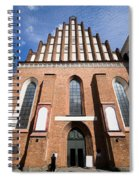 St. John Archcathedral In Warsaw Spiral Notebook