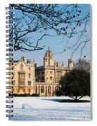 St Johns Spiral Notebook