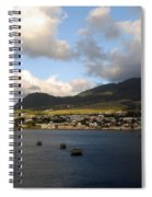 St. Kitts Spiral Notebook
