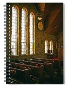 St Malo Church Spiral Notebook