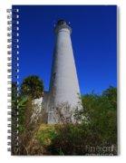 St Marks Lighthouse Spiral Notebook