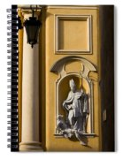 St Martin's Church Architectural Details Spiral Notebook