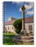 St Mary 1080 Spiral Notebook