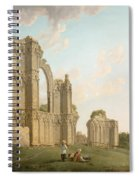 St Mary's Abbey -york Spiral Notebook