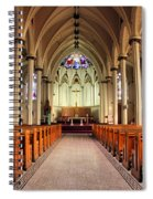 St. Mary's Basilica Halifax Spiral Notebook