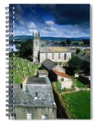St Marys Cathedral, Co Limerick, Ireland Spiral Notebook
