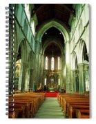 St. Marys Cathedral, Kilkenny City, Co Spiral Notebook
