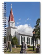 St Marys Catholic Church Dhfx001 Spiral Notebook
