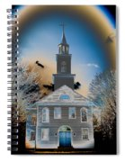St. Mary's Episcopal Church  Spiral Notebook