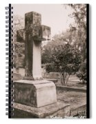 St. Marys Graveyard Spiral Notebook