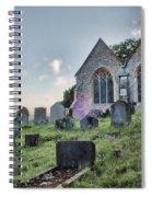 St Michael's East Peckham Spiral Notebook