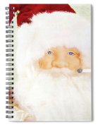 St Nick Spiral Notebook