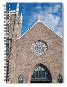 St. Patrick Church Spiral Notebook