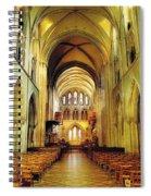 St. Patricks Cathedral, Dublin, Ireland Spiral Notebook