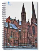St. Paul S Episcopal Cathedral Spiral Notebook