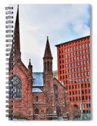 St. Paul's Episcopal Cathedral Spiral Notebook
