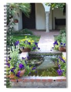 St. Philip's Garden Spiral Notebook