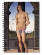 St Sebastian Spiral Notebook