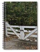 Stable Gate Spiral Notebook