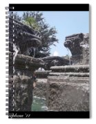 Staggered Tiers Spiral Notebook
