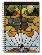 Stained Glass Lc 01 Spiral Notebook
