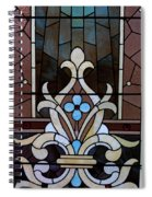 Stained Glass Lc 03 Spiral Notebook