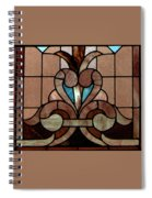 Stained Glass Lc 06 Spiral Notebook