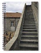 Stairs 1 Spiral Notebook