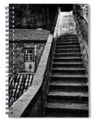 Stairs 3 Spiral Notebook