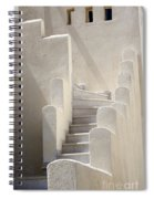 Stairs In Greece Spiral Notebook