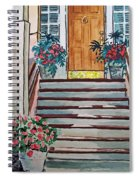 Stairs Sketchbook Project Down My Street Spiral Notebook