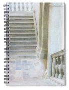 Stairway In Radovlica Spiral Notebook