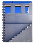 Stairway In Iao Greece Spiral Notebook