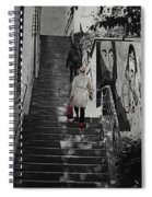 Stairway To.. Spiral Notebook