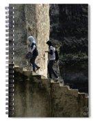 Stairway To Somewhere Spiral Notebook
