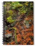 Stairway To The Sky Spiral Notebook