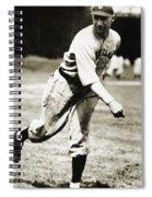 Stan Coveleski (1889-1984) Spiral Notebook