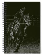 Stand Out Glowing Duo Spiral Notebook